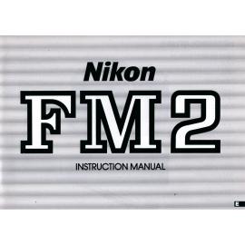 Nikon FM2 - Käyttöohje (EN)