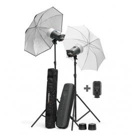 Elinchrom D-Lite 2/2 Umbrella To Go Set