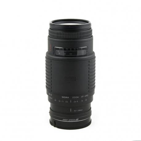 Sigma Zoom AF-APO 75-300mm f/4.5-5.6