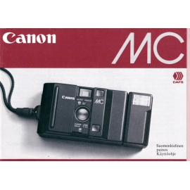 Canon MC - Instructions