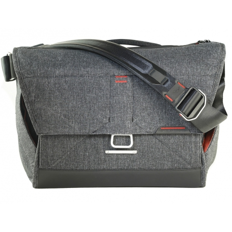 "Peak Design Everyday Messenger 15"" - Shoulder bag - Charcoal"