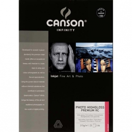 Canson Infinity Photo HighGloss Premium A4