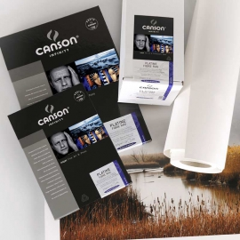 Canson Infinity Rag Photographique 310gms - 17''