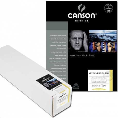 Canson Infinity Rag Photographique 310gms - 44''