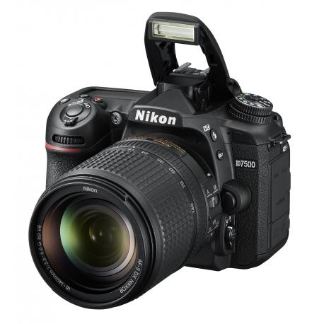 Nikon D7500 runko