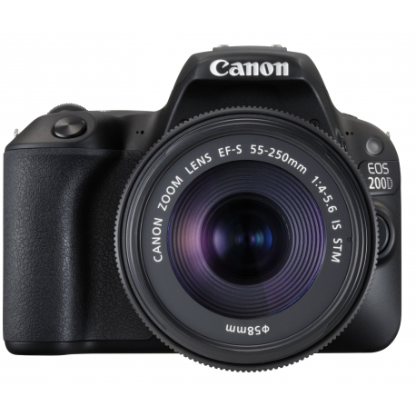 Canon EOS 200D + 18-55mm IS STM KIT