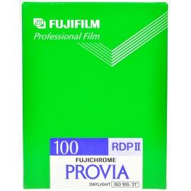 Fujifilm Fujichrome Provia 100 Professional RDP II - 9x12