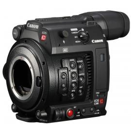 Canon Cinema EOS C200 ammattivideokamera