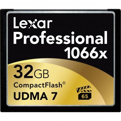 LEXAR 32GB Professional 1066x CF