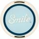 Smile 58mm lens cap - Atomic Age