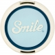Smile 52mm lens cap - Atomic Age