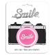 Smile 58mm lens cap - Kawaii
