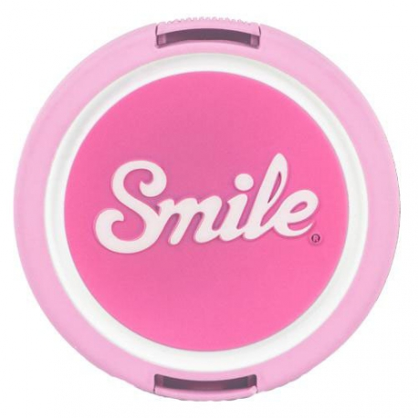 Smile 52mm lens cap - Kawaii