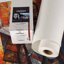 "Canson Infinity PhotoArt Pro Canvas Lustre 395g 24"" 3m"