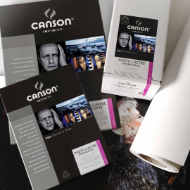 Canson Infinity Photo Lustre Premium RC 310gsm A3+