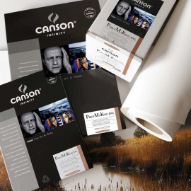 Canson Infinity PrintMaKing Rag 310g A3+/25
