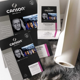 Canson Infinity PhotGloss Premium RC 270gms - A3