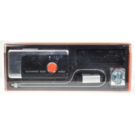Agfa Agfamatic 4000 Pocket Sensor