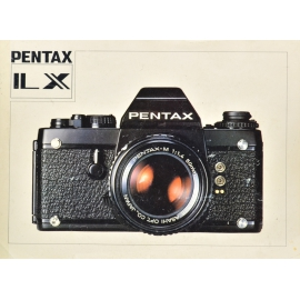 Pentax LX instruction manual (FIN)