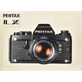 Pentax LX käyttöohje