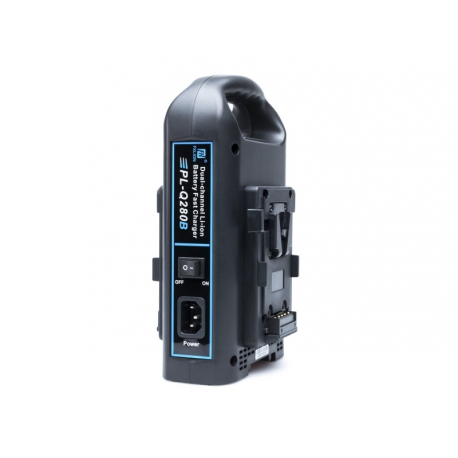 FXlion V-mount twin charger