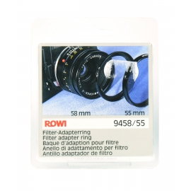ROWI Filter Adapter Ring 58→55mm