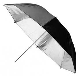 Jinbei Sateenvarjoheijastin 102 cm Valkoinen Läpäisevä