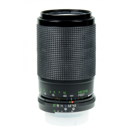 Vivitar MC Macro Focusing Zoom 70-210mm f/4.5-5.6 for Nikon Ais