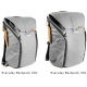 Peak Design Everyday Backpack 20L- Ash