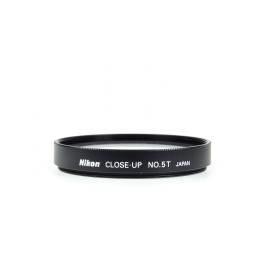 Nikon Close-Up Attachment Lens NO. 5T 62mm