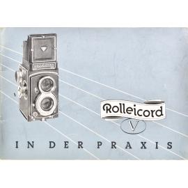 Rolleicord V - Instructions (DE)