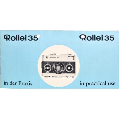 Rollei 35 - Instructions (DE/EN)