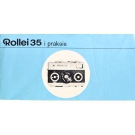 Rollei 35 - käyttöohje (DK)