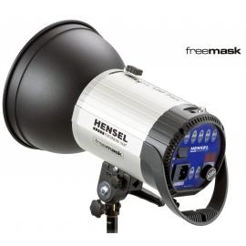 Hensel Integra 500 Plus Freemask Studio Flash Unit