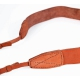 Vintage Camera Strap GEAR Buffalo Brown Leather