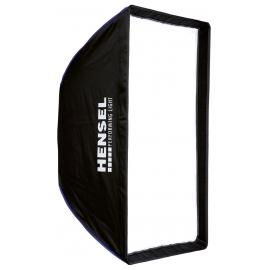 Hensel-tasovaloheijastin 60x80 cm (hopea)