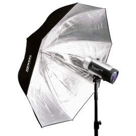 Hensel Master Umbrella PLX 135 cm (Silver)