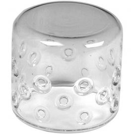 Hensel-välähdysputken lasikupu (kirkas)