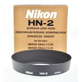 Nikon HN-2 vastavalosuoja