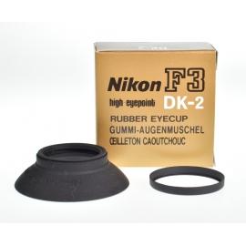 Nikon DK-2 Rubber Eyecup -silmäsuppilo