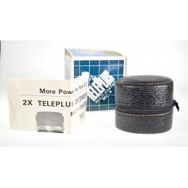 2X Teleplus MC-4 - Fujica - ST