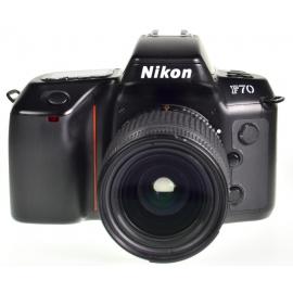 Nikon F70 + AF 28-80mm f/3.5-5.6 D