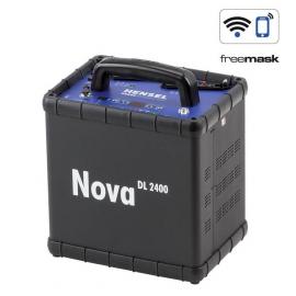 Hensel Nova D 2400 Studiovoimaosa