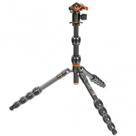 3 Legged Thing Eclipse Leo & Airhed Switch carbon fibre tripod