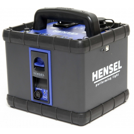 Hensel Porty Lithium L600 battery power pack