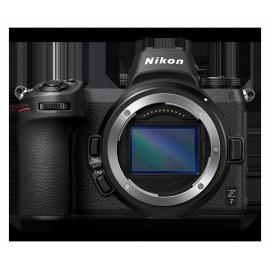 Nikon Z7 peilitön järjestelmäkamera