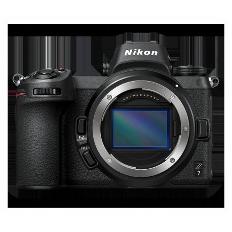 Nikon Z7 mirrorless camera body