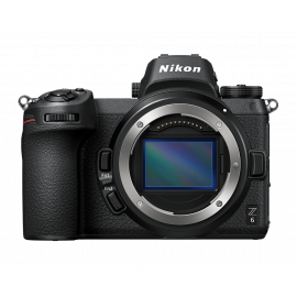 Nikon Z6 peilitön järjestelmäkamera