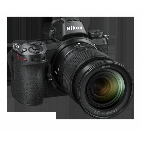 Nikon Z7 + Nikkor Z 24-70mm f/4 S