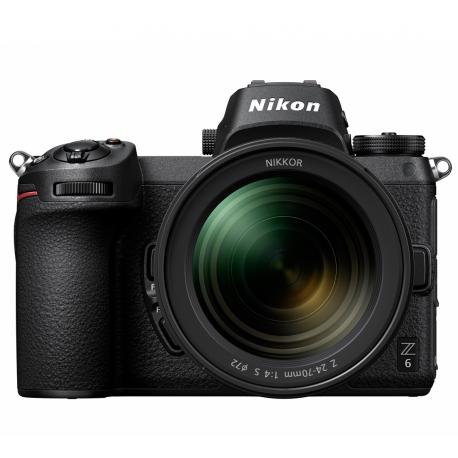 Nikon Z6 mirrorless camera body